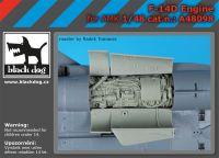 A48098 1/48 F-14 D engine
