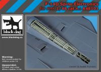 A48101 1/48 F-14 D spine electronics