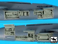 A48102 1/48 F-14 D right +left electronics Blackdog