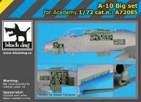 A72085 1/72 A-10 Big set