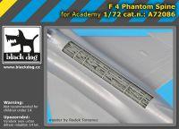 A72086 1/72 F-4 Phantom spine