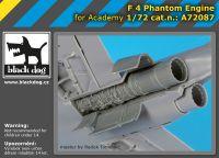 A72087 1/72 F-4 Phantom engine