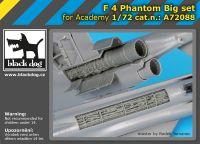 A72088 1/72 F-4 Phantom big set