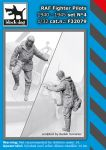 F32079 1/32 RAF fighters pilots 1940-45 set N°4