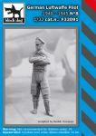 F32091 1/32 WW II German Luftwaffe pilot N°8 1940-45 Blackdog