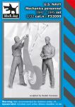 F32099 1/32 US NAVY mechanics personnel 1941-45 set