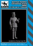 F35220 1/35 German soldier Christmas truce WW I Blackdog