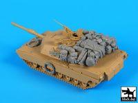 T48069 1/48 M1A2 Abrams accessories set Blackdog