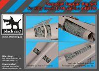 A48120 1/48 Sepecat Jaguar big set Blackdog