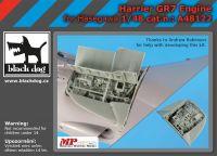 A48122 1/48 Harrier  GR 7 engine