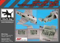 A48124 1/48 Harrier GR 7 big set