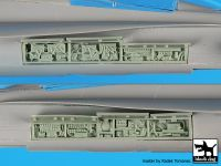 A72091 1/72 F-18 electronics