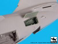 A72096 1/72 S 3 A Viking radar + electronics Blackdog
