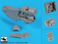 A72100 1/72 E-2 Hawkeye big set Blackdog