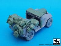 T35228 1/35 Russian field car Gaz 67 B accessories set Blackdog