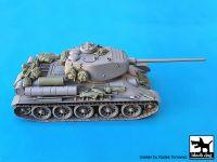 T35231 1/35 T-34/85 accessories set Blackdog