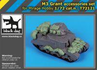 T72121 1/72 M 3 Grant accessories set