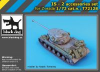 T72128 1/72 IS-2 accessories set