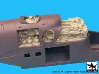 A72022 1/72 Mi -24 engine Blackdog