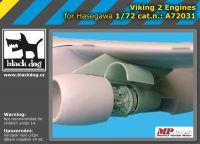 A72031 1/72 Viking 2 engines