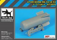A72035 1/72 Atom bomb Mk-53/B-53