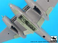 A72051 1/72 De Havilland Mosquito Mk VI set N°2 Blackdog
