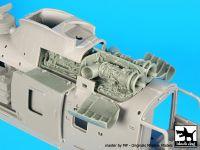 A72056 1/72 Sea King AEW 2 Big set Blackdog