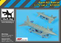 A72059 1/72 AQM -34 Frebeb