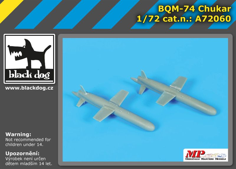 A72060 1/72 BQM 74 Chukar Blackdog