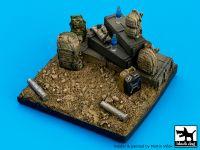 D35003 1/35 US army base Blackdog