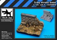 D35004 Iraq street base