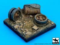 D35005 1/35 Iraq /Afghanistan base Blackdog