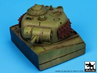 D35010 1/35 Pacific Sherman turret base Blackdog