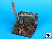 D35021 1/35 Destroyed M 113 Vietnam base Blackdog