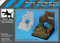 D35028 1/35 Russia-Stalingrad base