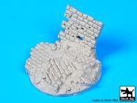 D35035 1/35 Ruined wall base Blackdog