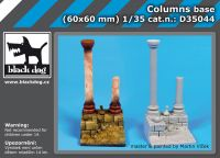 D35044 1/35 Columns base