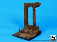 D35046 1/35 Factory ruin base Blackdog