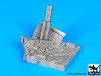 D35055 1/35 Ruined wall N Blackdog