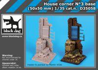 D35058 1/35 House corrner N