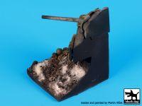 D35059 1/35 Destroyed Sherman N Blackdog