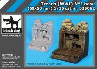 D35062 1/35Trench WW I N