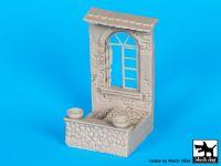 D35067 1/35 House window base Blackdog