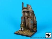 D35078 1/35 House (Africa)base Blackdog