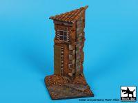 D35081 1/35 House corner(Europe WW II)base Blackdog