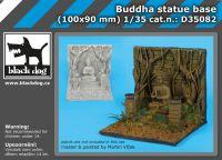 D35082 1/35 Buddha statue base