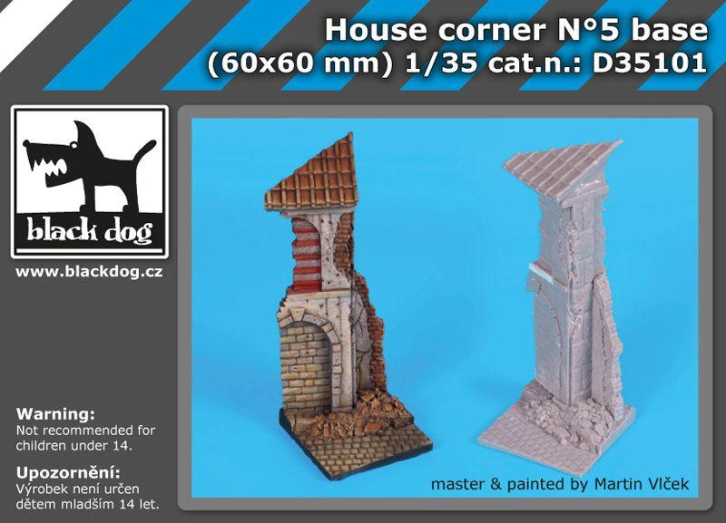 D 35101 House corner N°5 base Blackdog