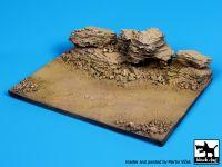 D72006 1/72 Rock base Blackdog