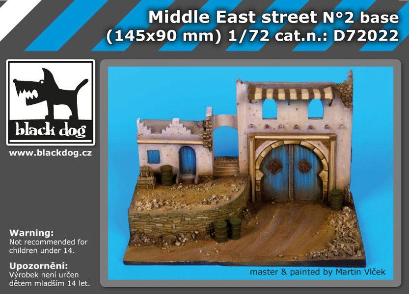 D72022 1/72 Middle east street N Blackdog