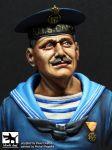 B10016 Austro-Hungarian Sailor WW I Blackdog